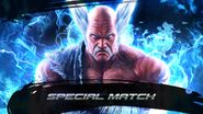 T7 Heihachi Mishima preview special match