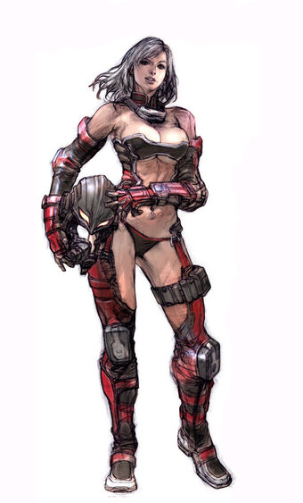 Female Tekken Force Soldier Tekken Wiki Fandom