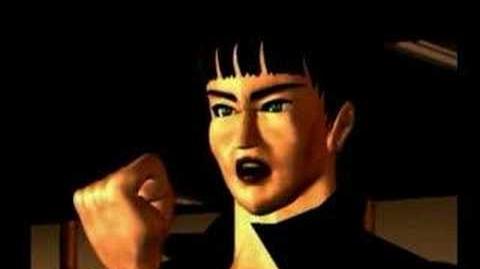 Tekken 1 Marshall Law - The Master