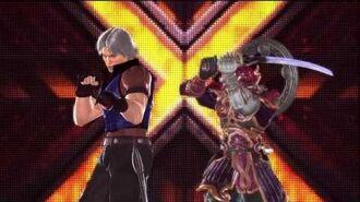 Tekken Tag Tournament 2 Lee Chaolan's Intro Pose 2
