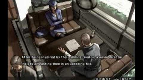 Tekken 5 Anna Prologue and Epilogue