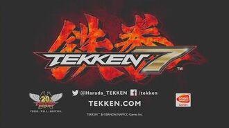 アーケード「鉄拳7」トレイラー 日本版