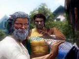 Legendary Capoeira Master