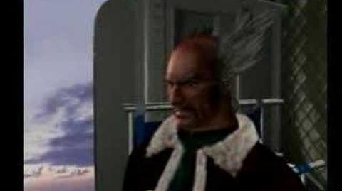 Tekken 3 Heihachi Ending - A Grandson's Fall