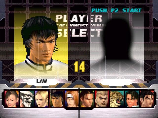 Tekken 3 Gallery Tekken Wiki Fandom