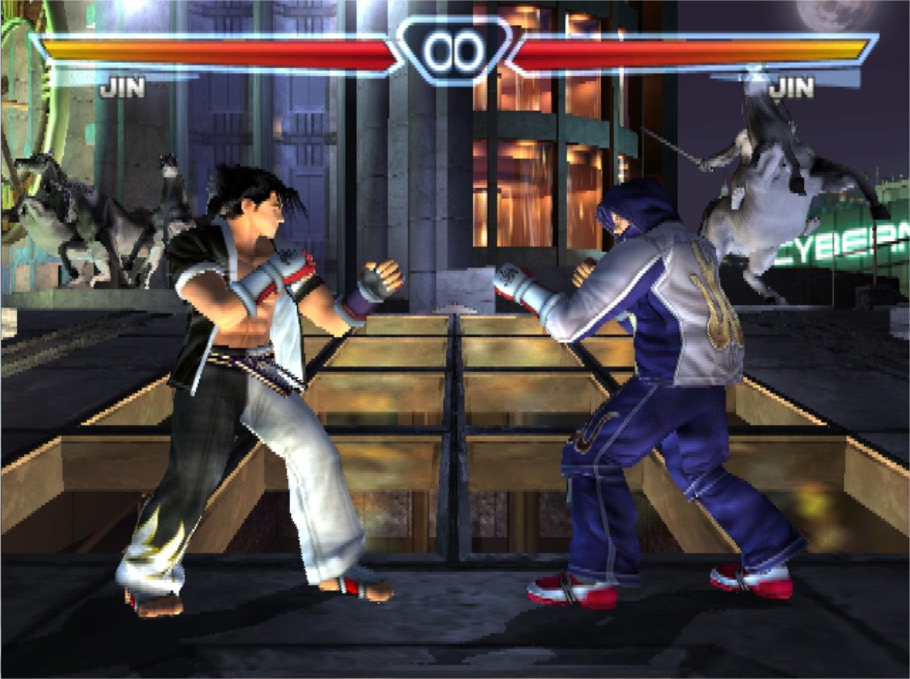 Rttp Tekken 4 Is The Black Sheep Of The Series But I Miss It A