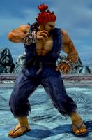 Tekken7 Akuma P1Outfit