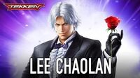 Tekken Mobile - iOS Android - Lee Chaolan (1