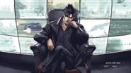 Tekken6 Jin prologue art 1