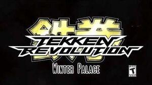 Tekken Revolution OST - Winter Palace