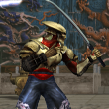 mask yoshimitsu tekken 4
