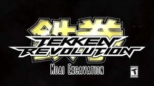 Tekken Revolution OST - Moai Excavation