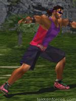 Eddy Gordo - Player Two Costume - Tekken 3