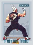Heihachi Tekken 4 Art