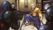 Tekken6 Heihachi prologue art 1