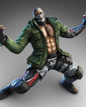 Bryan Fury Tekken Wiki Fandom