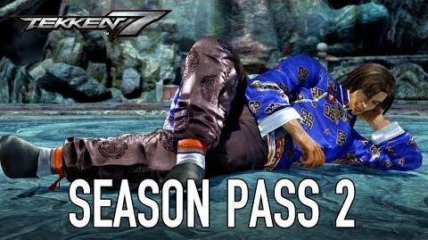 Tekken 7 - PS4 XB1 PC - A New Season Begins (Season Pass 2 Launch)
