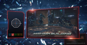 Tekken 7 stage select