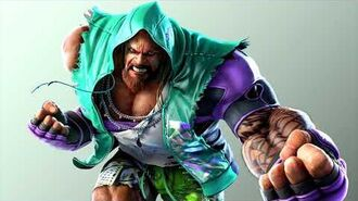 Tekken 7 - Craig Marduk (Voice Collection)