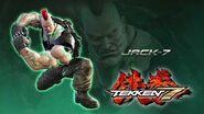 Tekken 7 - Jack 7 Trailer