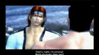 Tekken 5 Hwoarang Interludes
