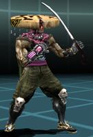Tekken5DR Yoshimitsu P2Outfit