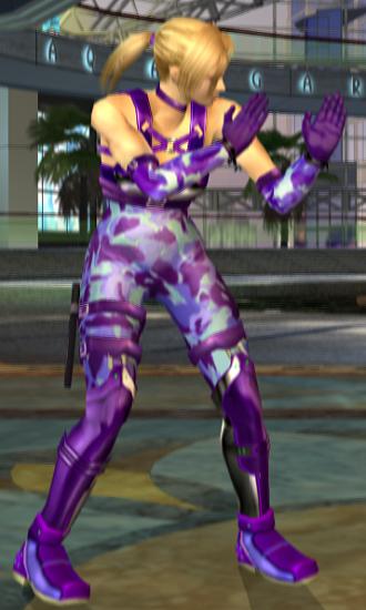 Nina Williams Outfits Tekken Wiki Fandom