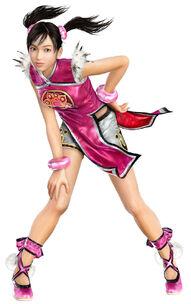 Tekken-5-Ling-Xiaoyu-Character-Render