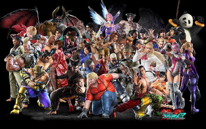 Tekken-tag-tournament-2-roster-wallpaper