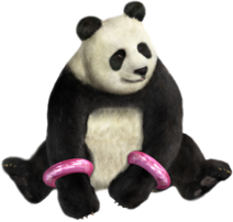 Panda tekken 5