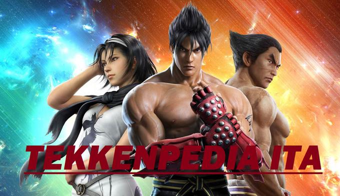Tekkenpedia logo image
