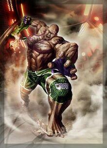 Marduk street fighter v tekken
