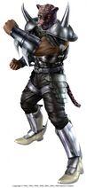 Tekken 5 armor king