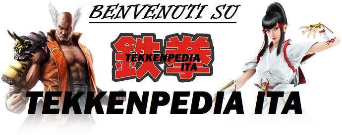 Logo tekkenpedia - Copia - Copia