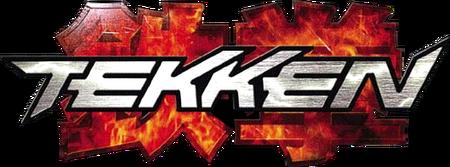 Tekken logo videogame