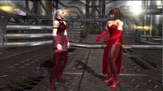 Tekken Tag Tournament HD-Tekken Tag Tournament - Nina Williams Ending