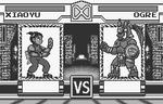 Tekken card challenge ling xiaoyu vs ogre