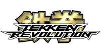 Logo tekken revolution