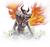 Cg devil kazumi tekken 7 spécial