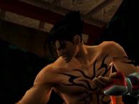 Jin devil jin tekken 4 ending