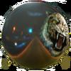 Boule de bowling heihachi mishima