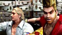 Tekken 6 - Marshall Law Ending