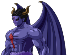 Devil kazuya namco x capcom