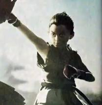 Kazuya Mishima enfant child tekken 7