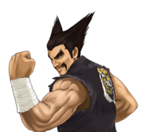Project x zone heihachi