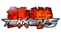 Tekken5logo
