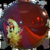 Boule de bowling miguel caballero rojo