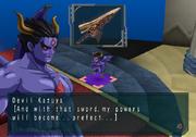 Devil kazuya namco x capcom (7)