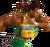 Tekken 5 Eddy Gordo