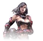 Sexy Female Tekken Force